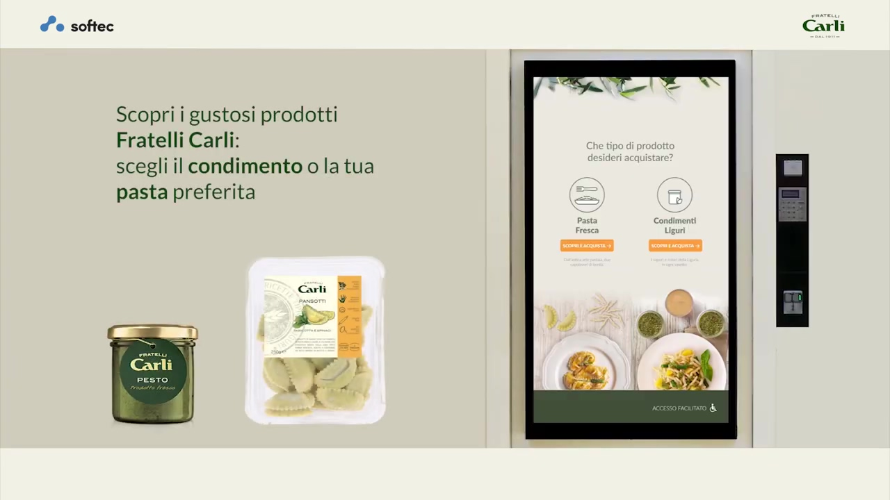 Vending Machine connesse_ il percorso di Digital Transformation Fratelli Carli