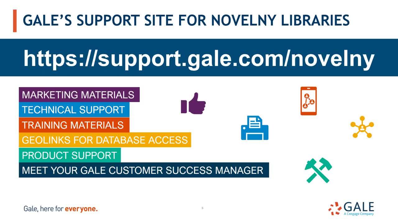For NOVELNY: Raise Awareness of Your NOVELNY Resources Thumbnail