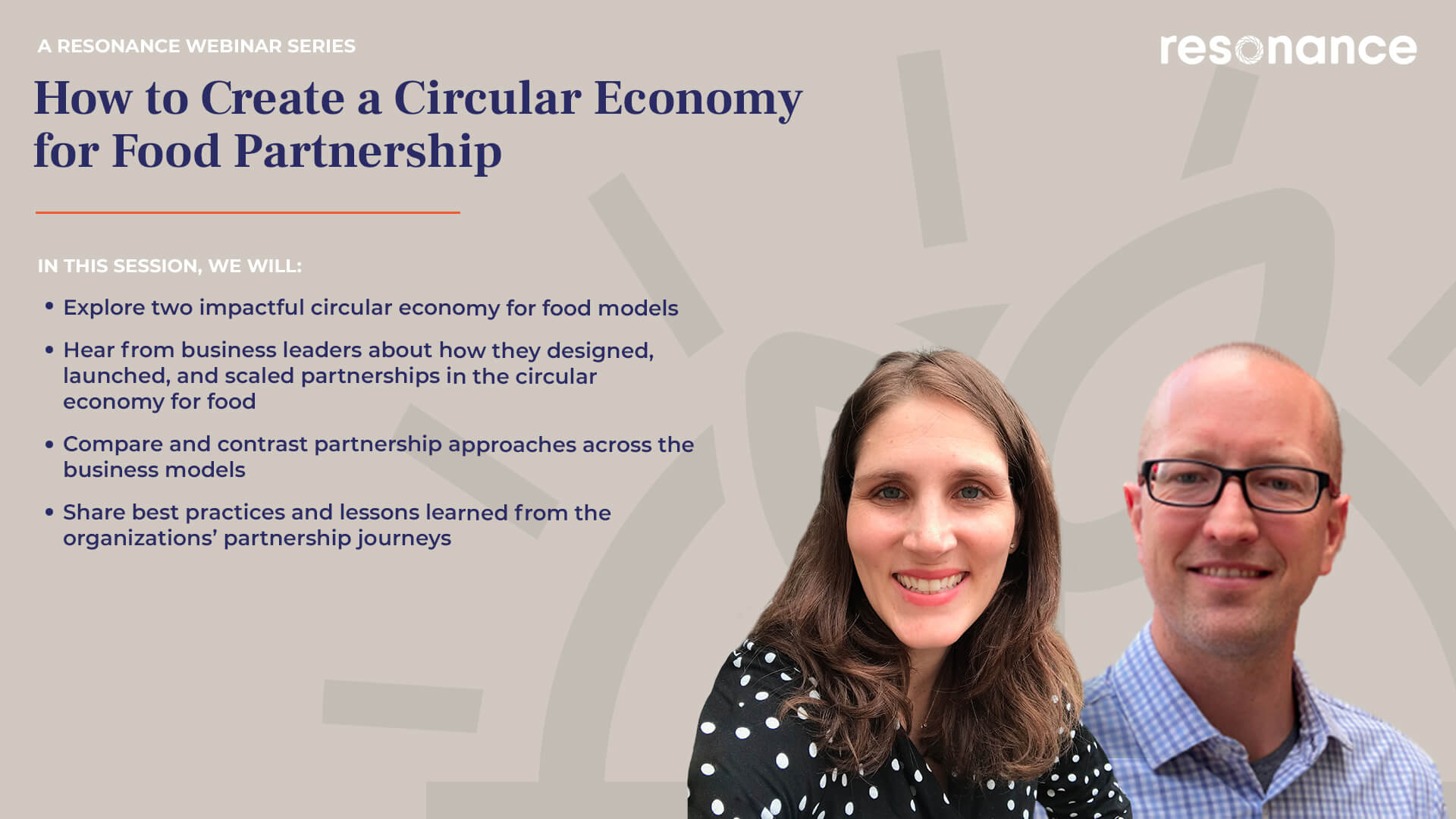 Episode 2- How To Create a Circular Economy for Food Partnership