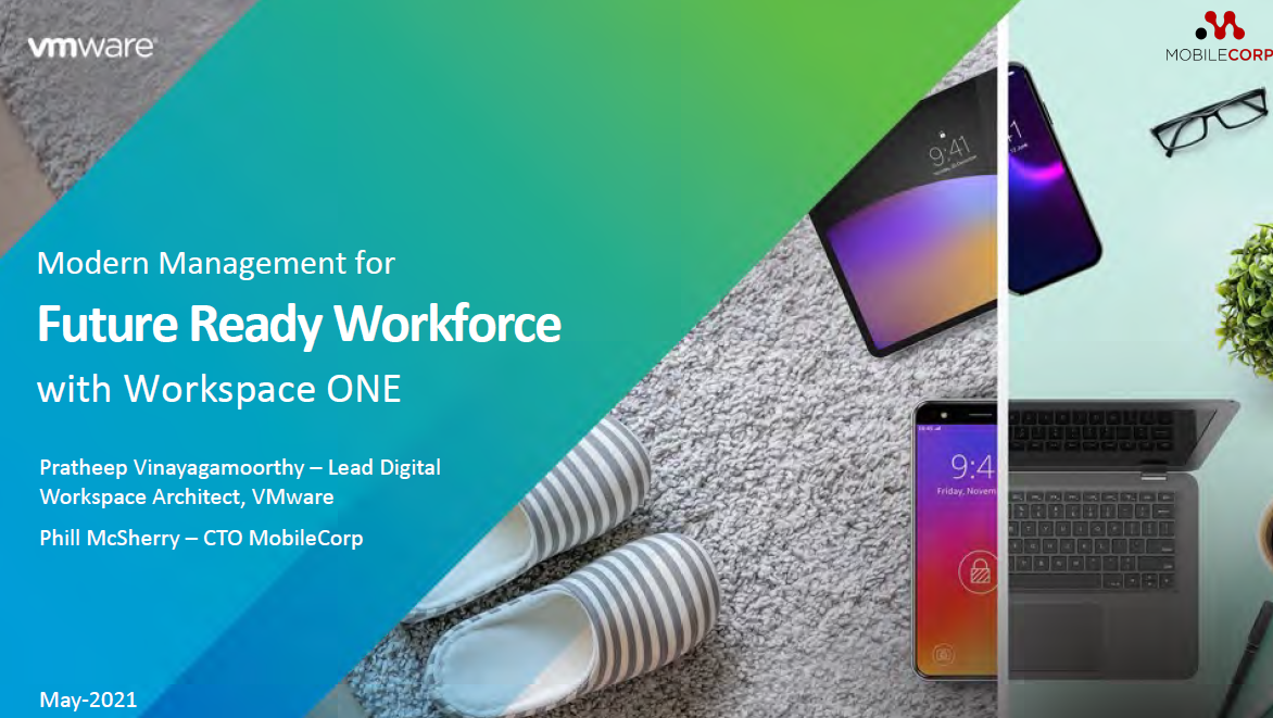 Modern Management for a Future Ready Workforce