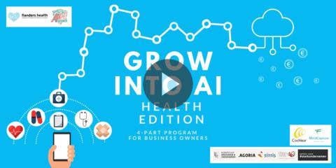 Edit Grow Into AI: Health Edition Inspiration Session