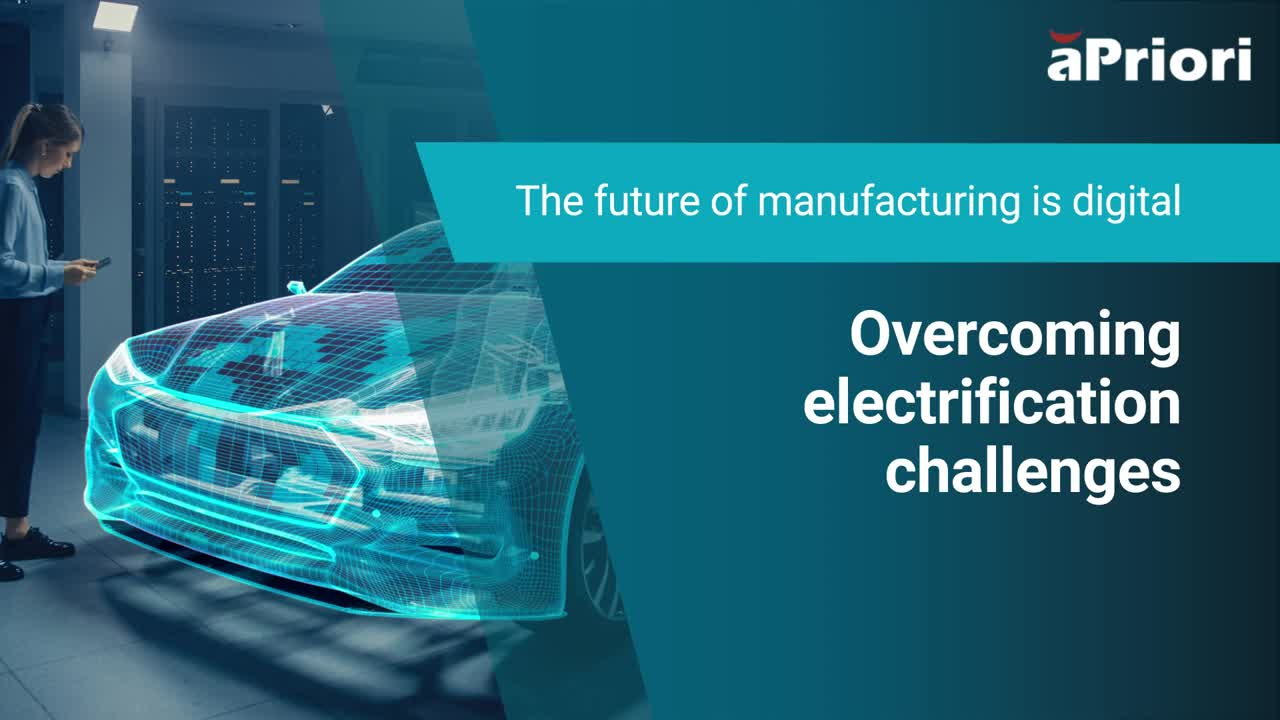 Automotive Manufacturers: Overcoming Electrification Challenges