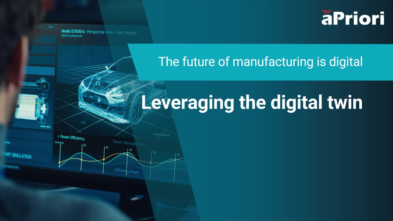 Automotive Manufacturers: Leveraging the Digital Twin