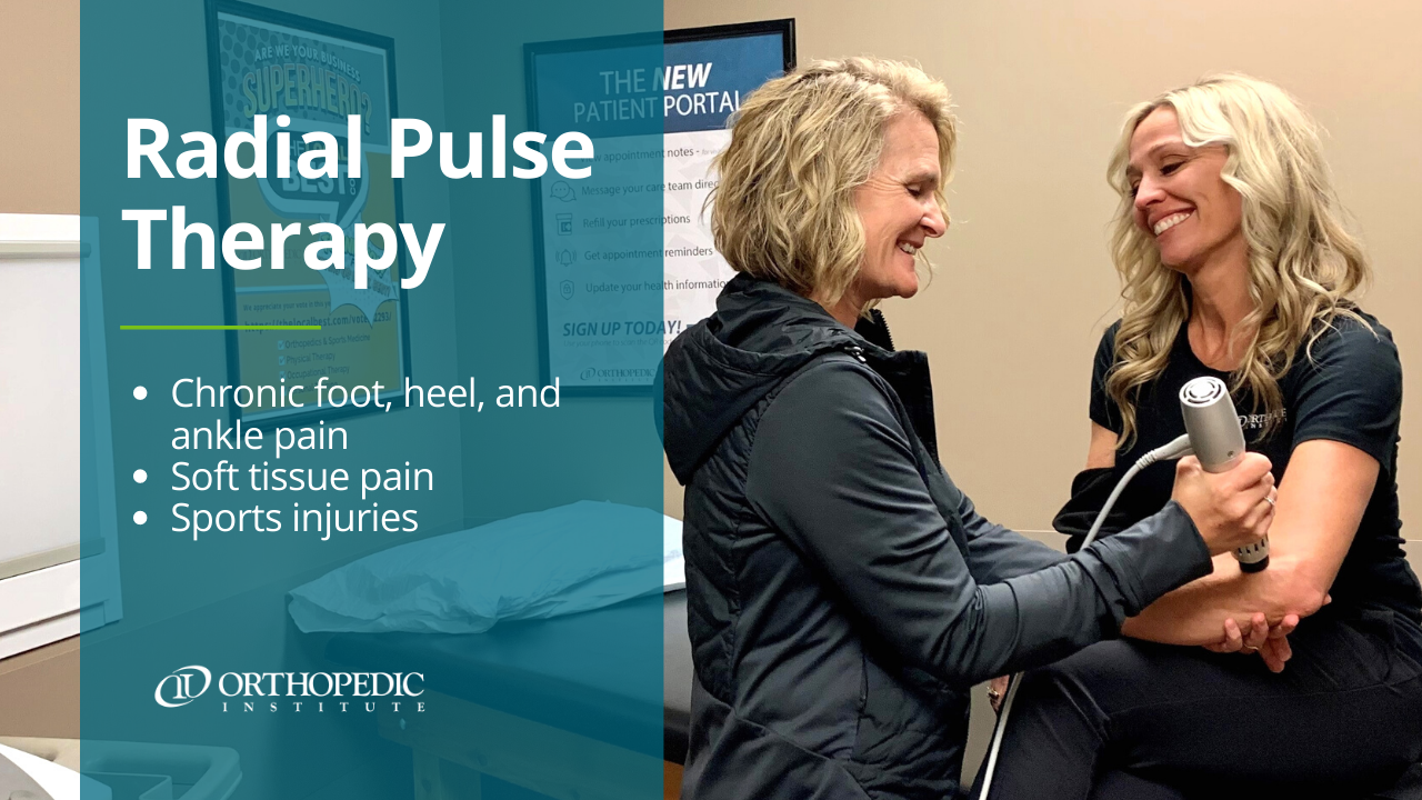 Radial Pulse Therapy - Is Radial Pulse Therapy the Right Treatment for You_