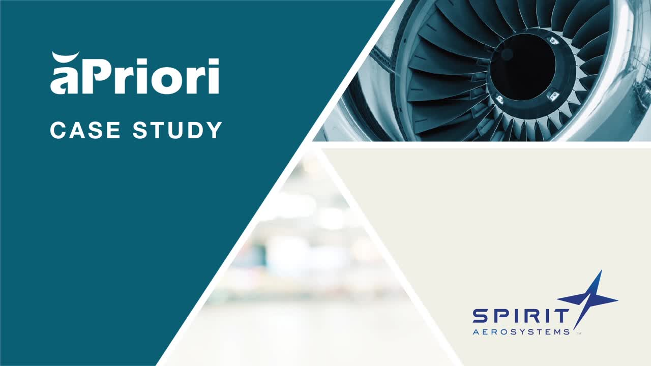 Spirit AeroSystems Saves 11% - LinkedIn InMail and Advertising Program - NA
