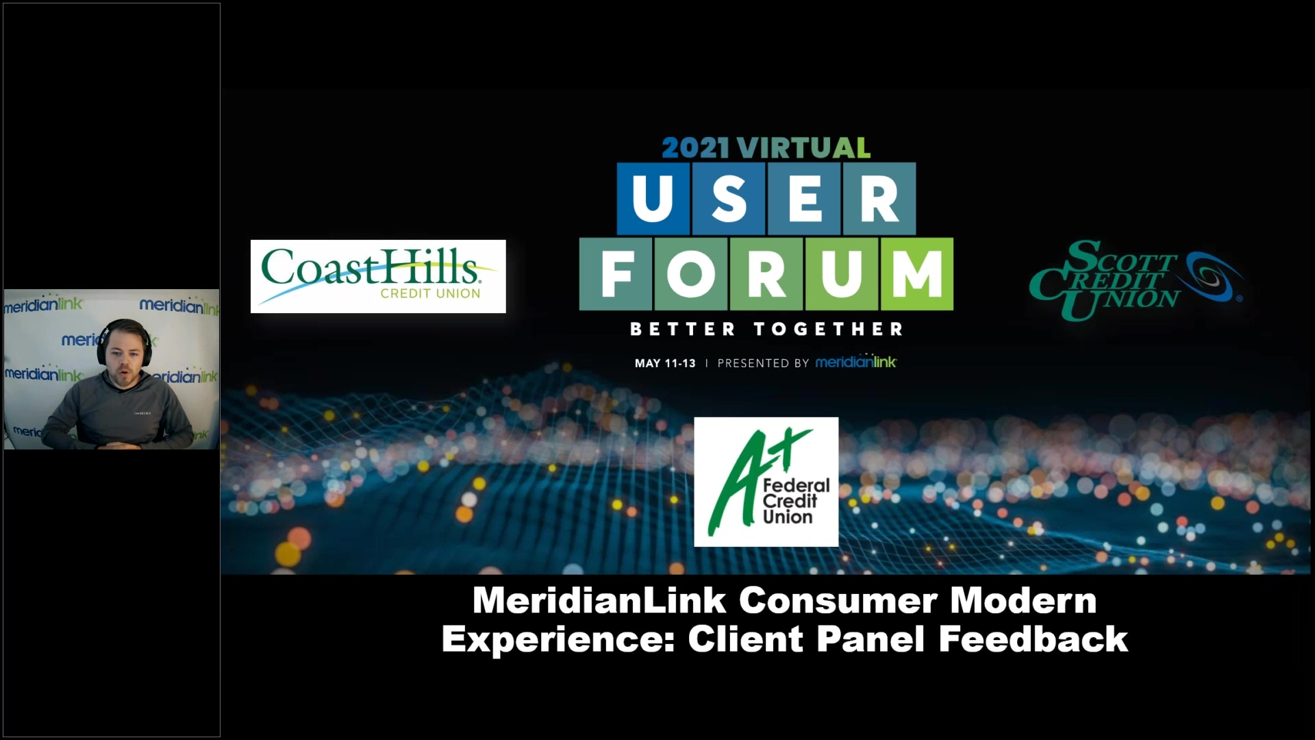 MeridianLink Consumer Modern Experience_ Client Panel Feedback