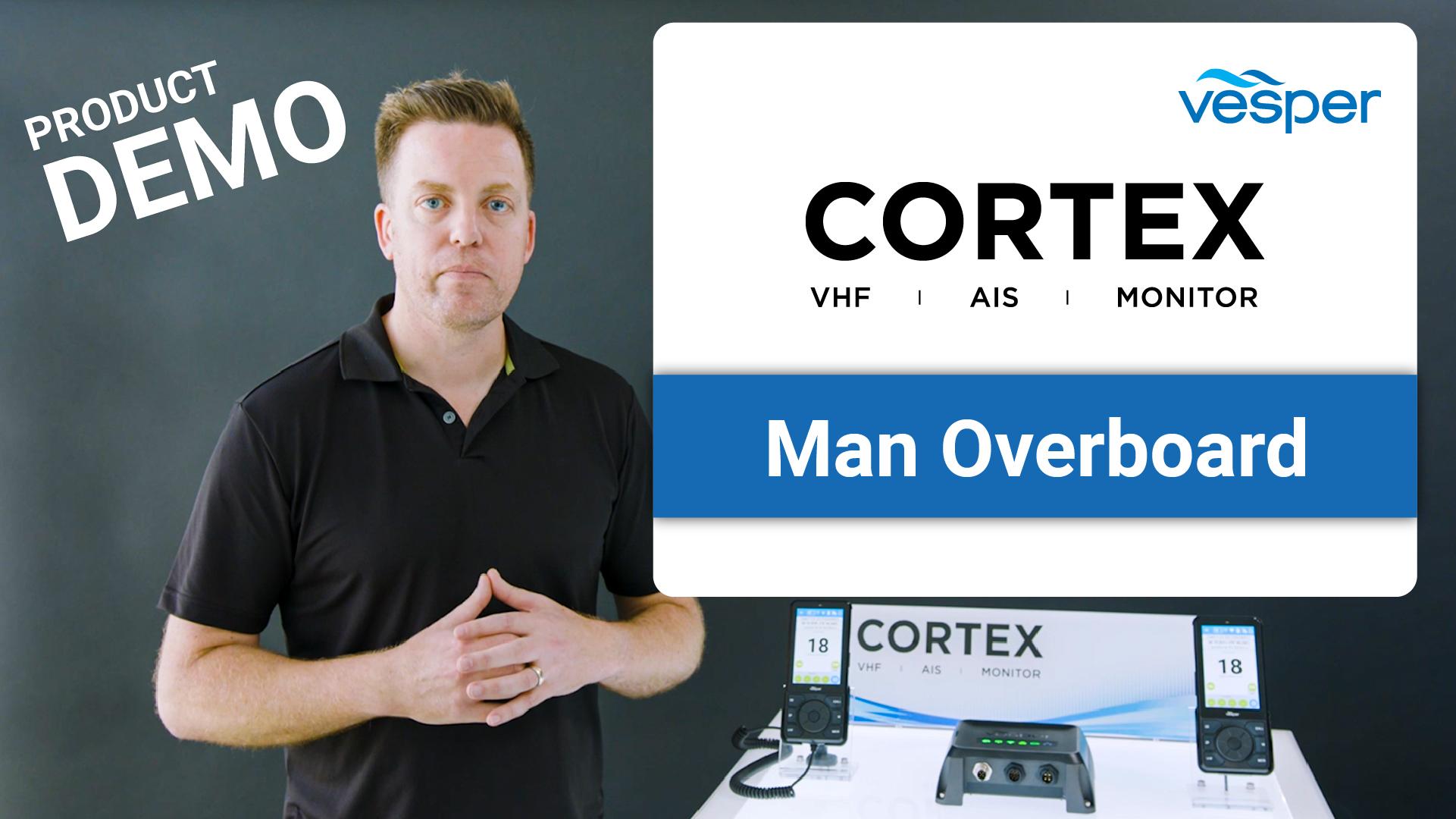 Cortex - Man Overboard