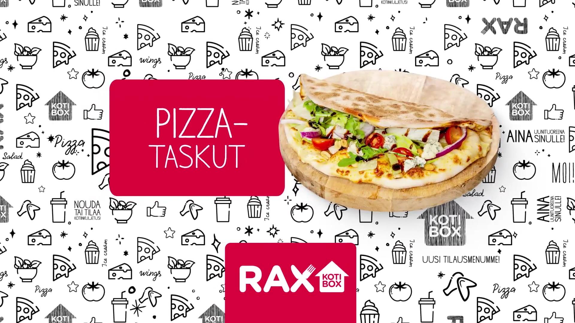 RAX - Putous Kotibox