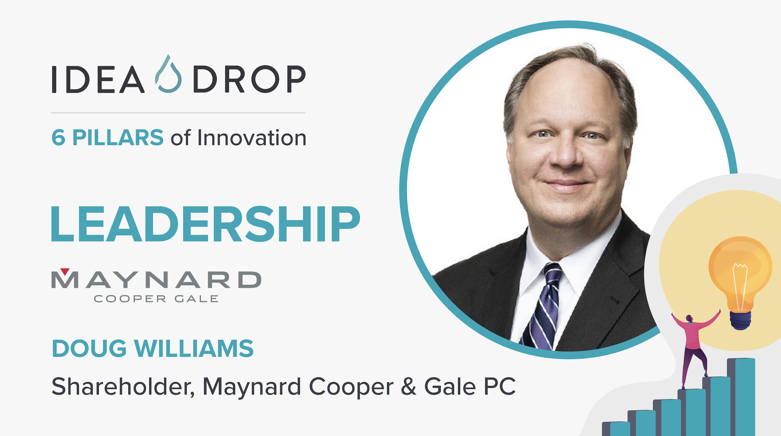 Six Pillars of Innovation_ Leadership - Maynard Cooper Gale