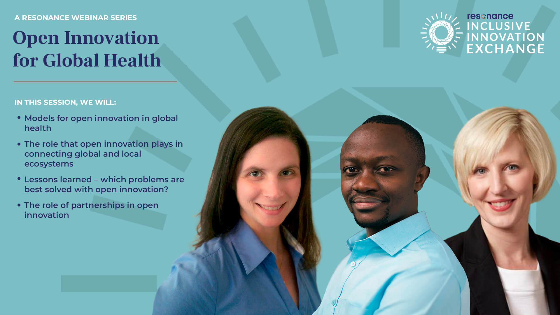 IIE 8 - Open Innovation for Global Health