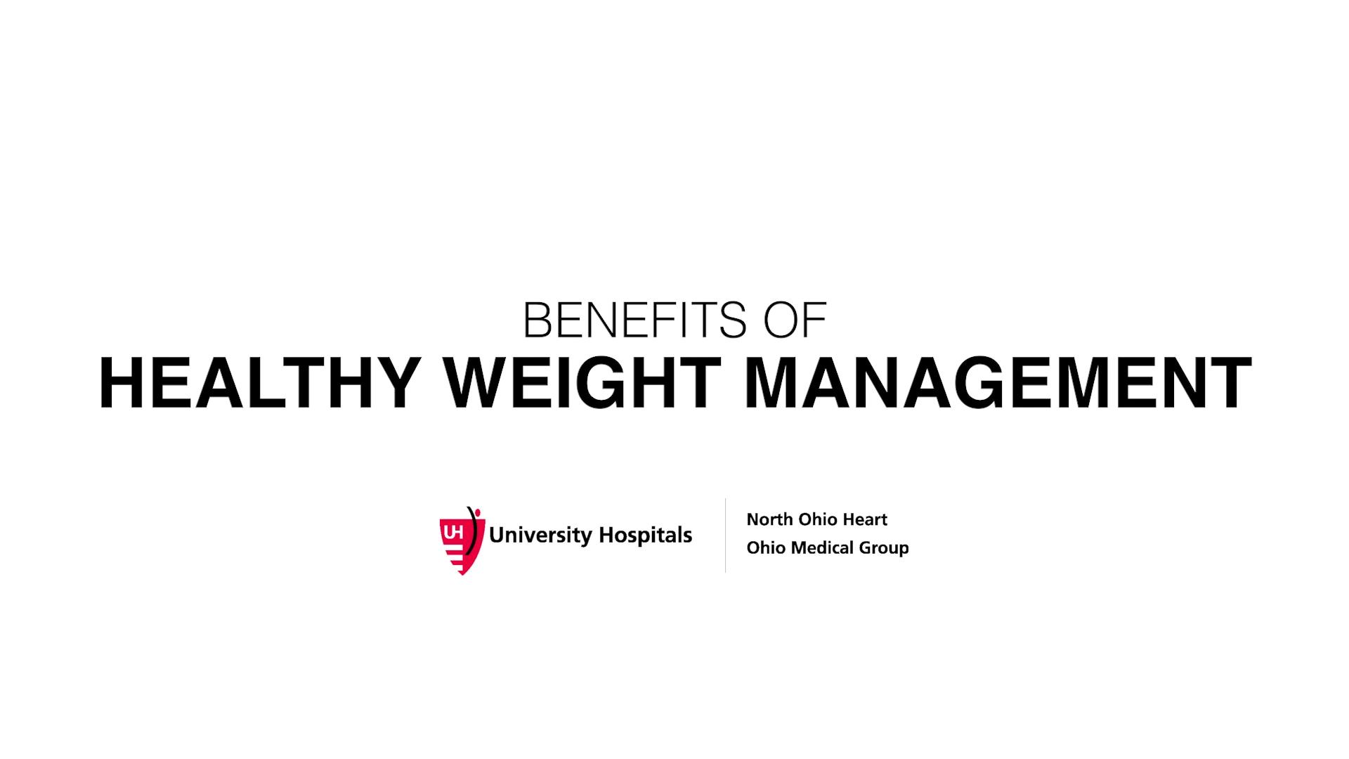 Dr Katsnelson-Benefits of Weight Management
