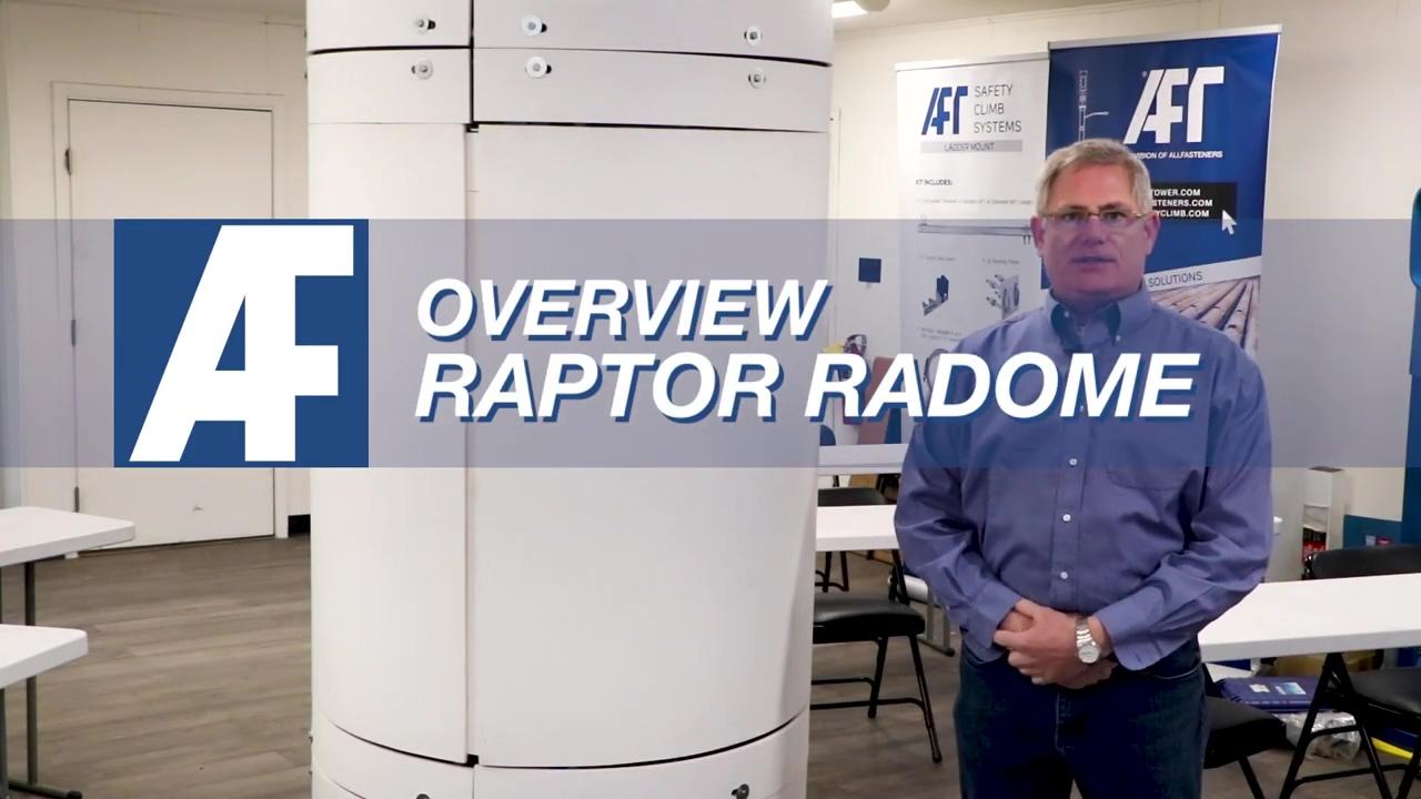 Overview - Raptor Radome Usage Demo