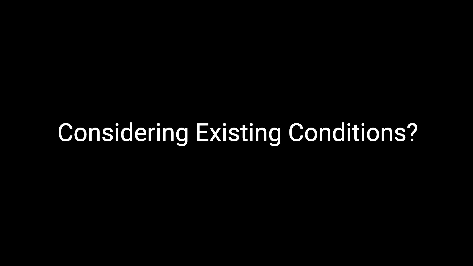 Considering Existing Conditions_ (1)
