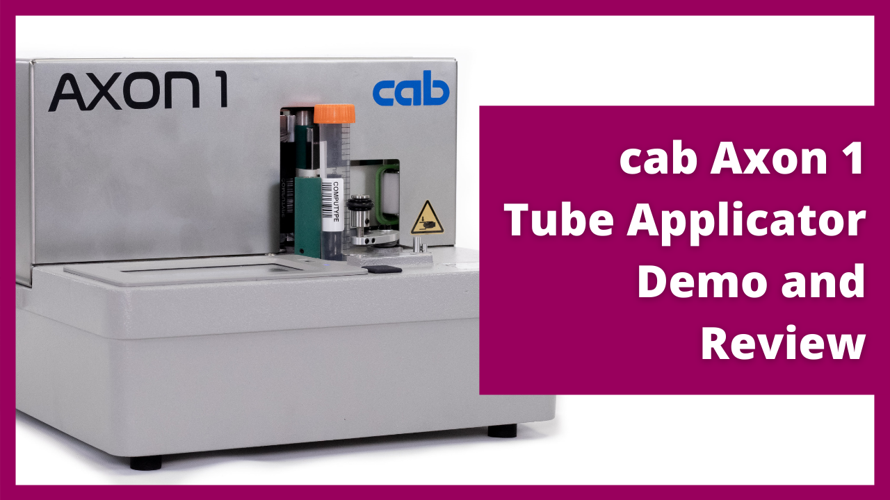 cab axon 1 applicator demo