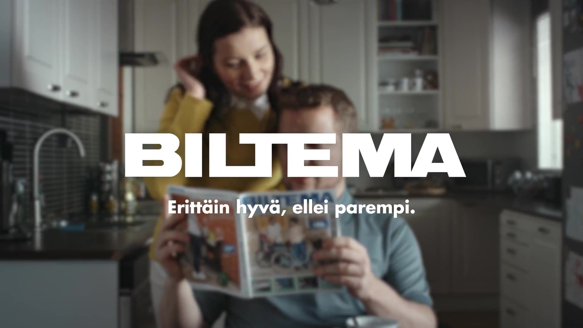 Biltema - TV-spot