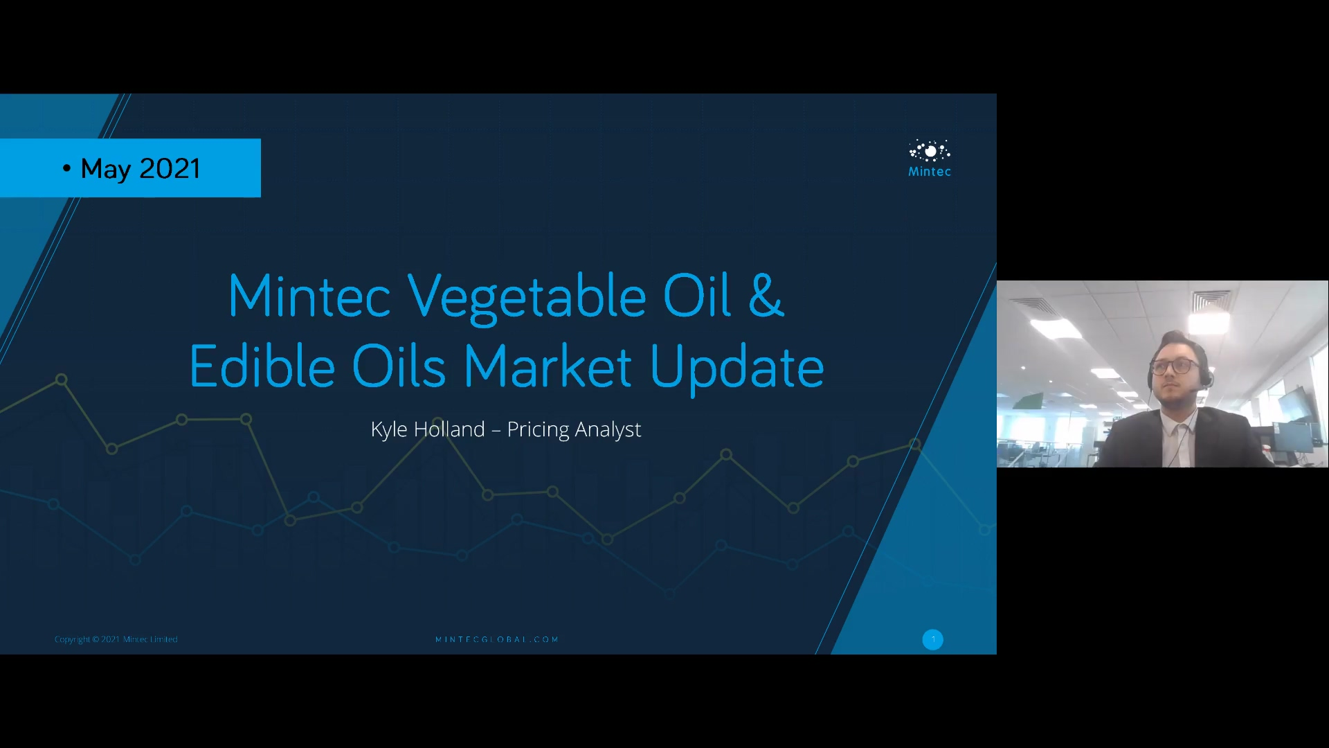 Vegetable Oil and Edible Oils Market Update