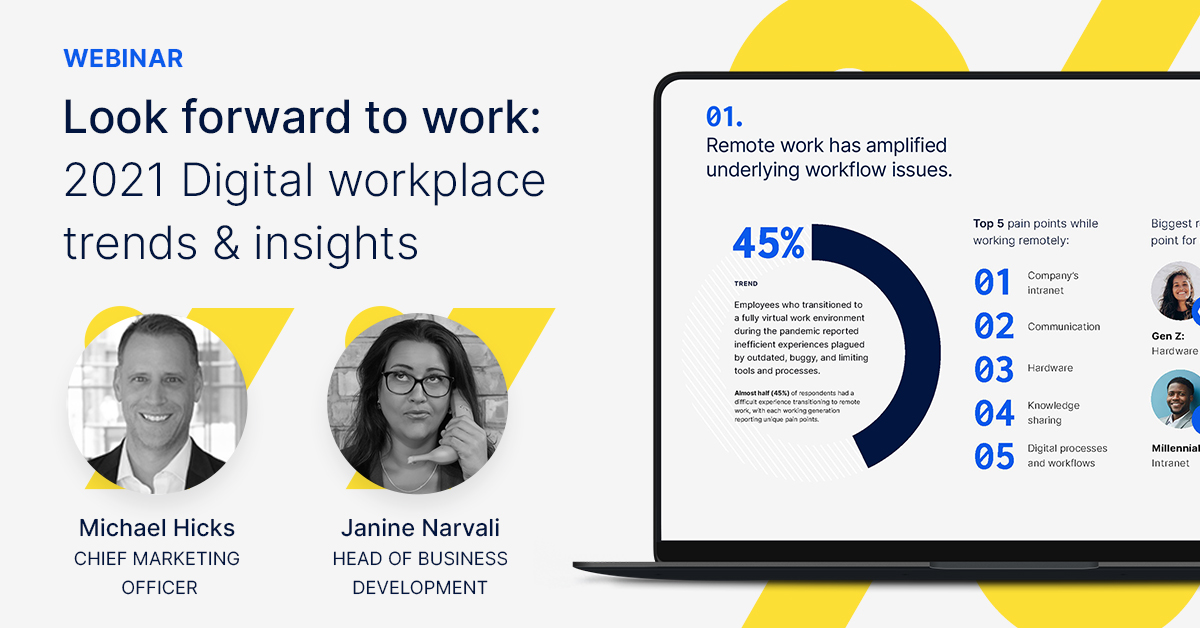 Look forward to work-DWR-Insights