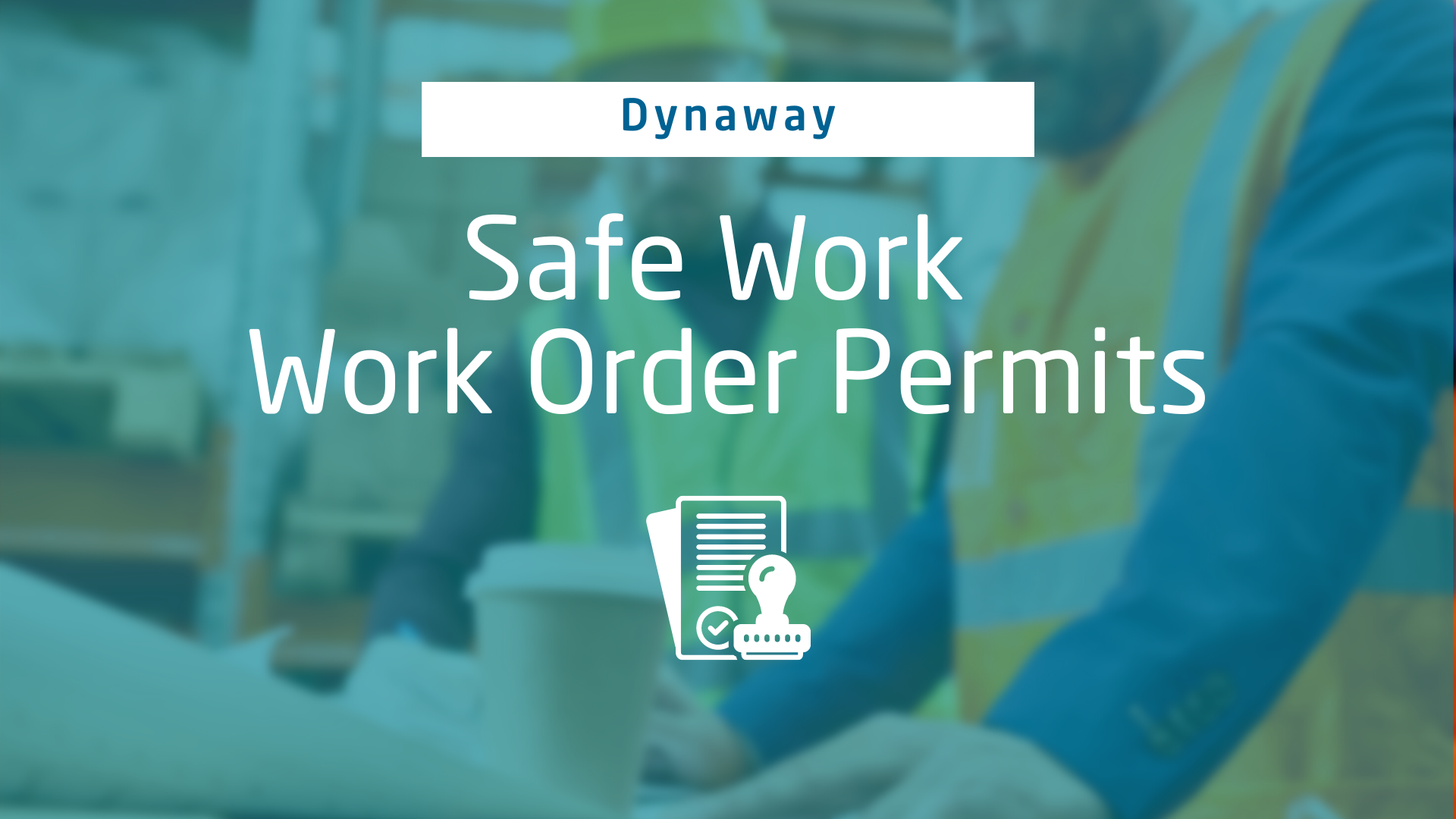 Work Order Permits demo