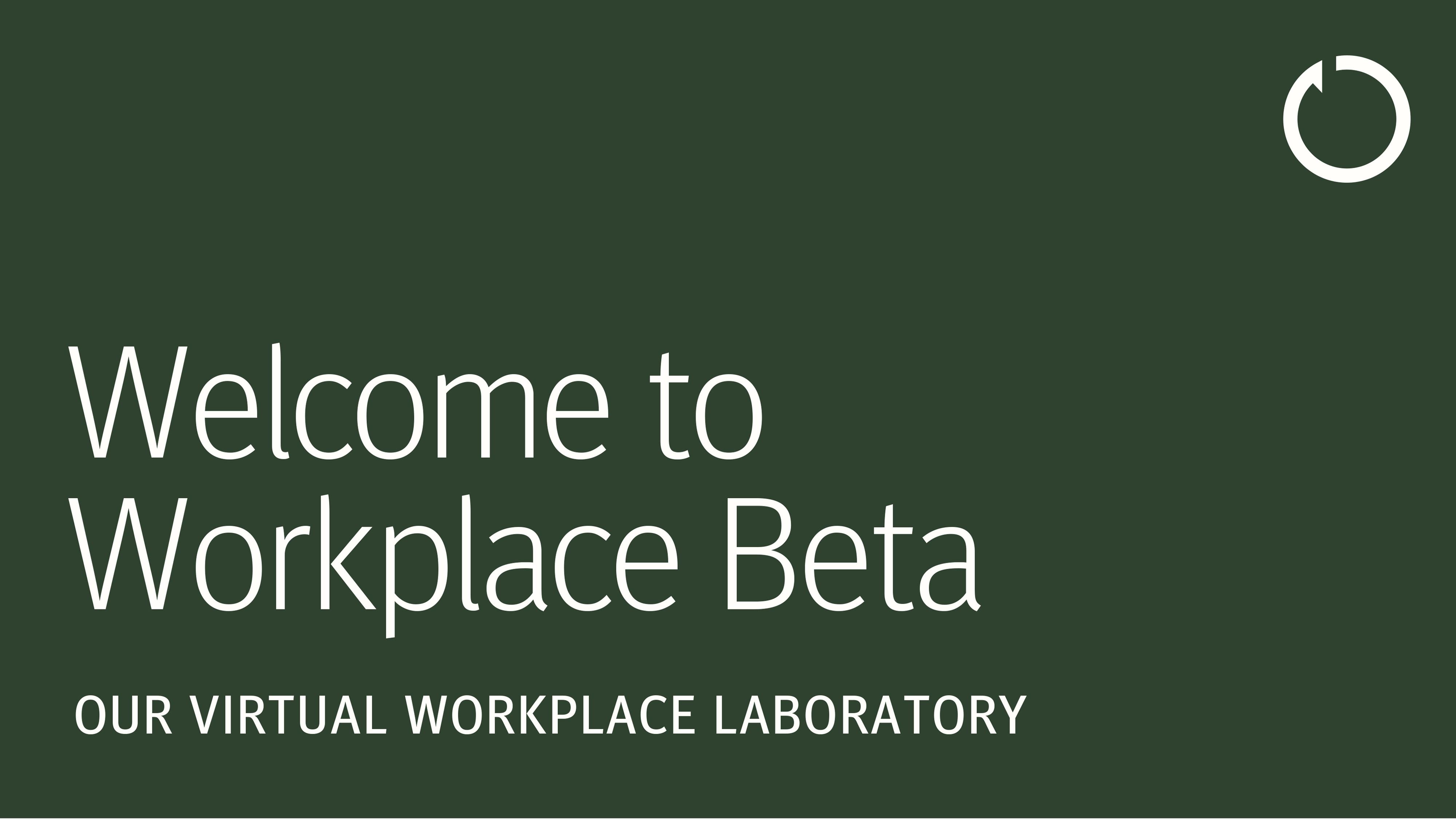 Pivot Workplace Beta Promo Video 05.28.2021