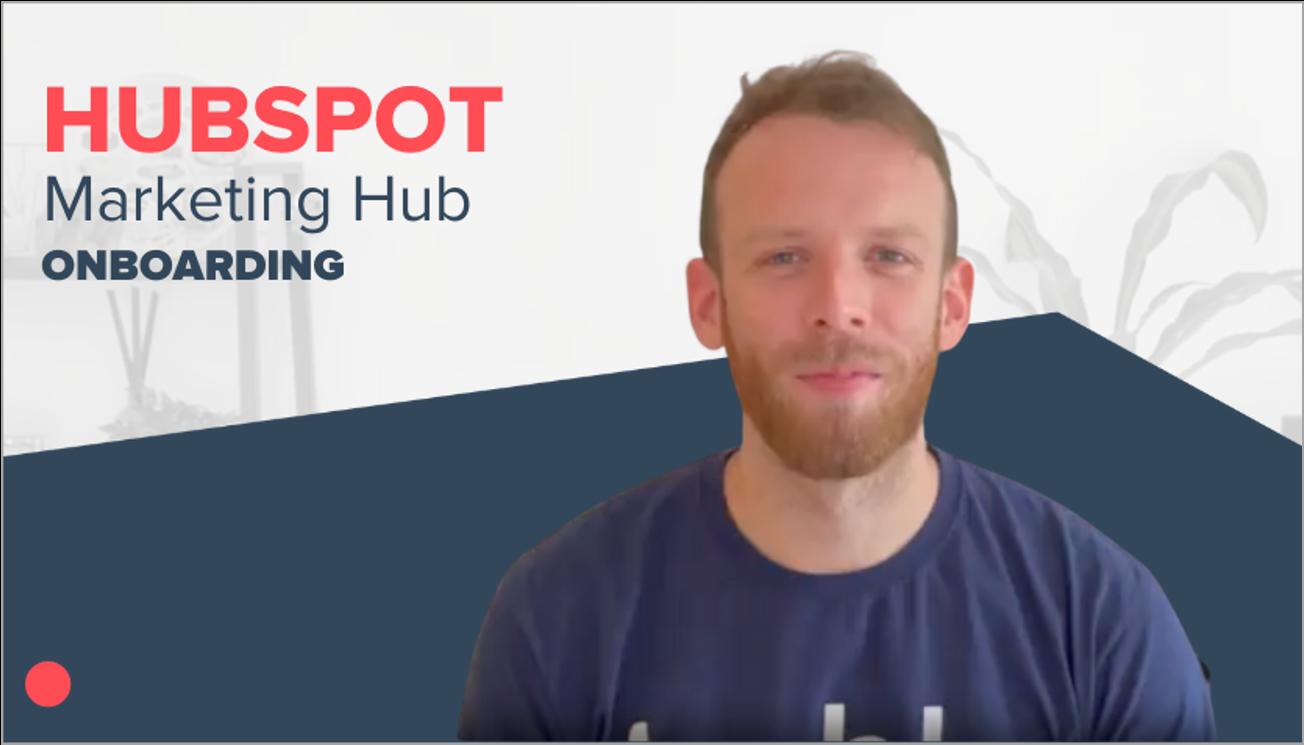Matt HubSpot Onboarding