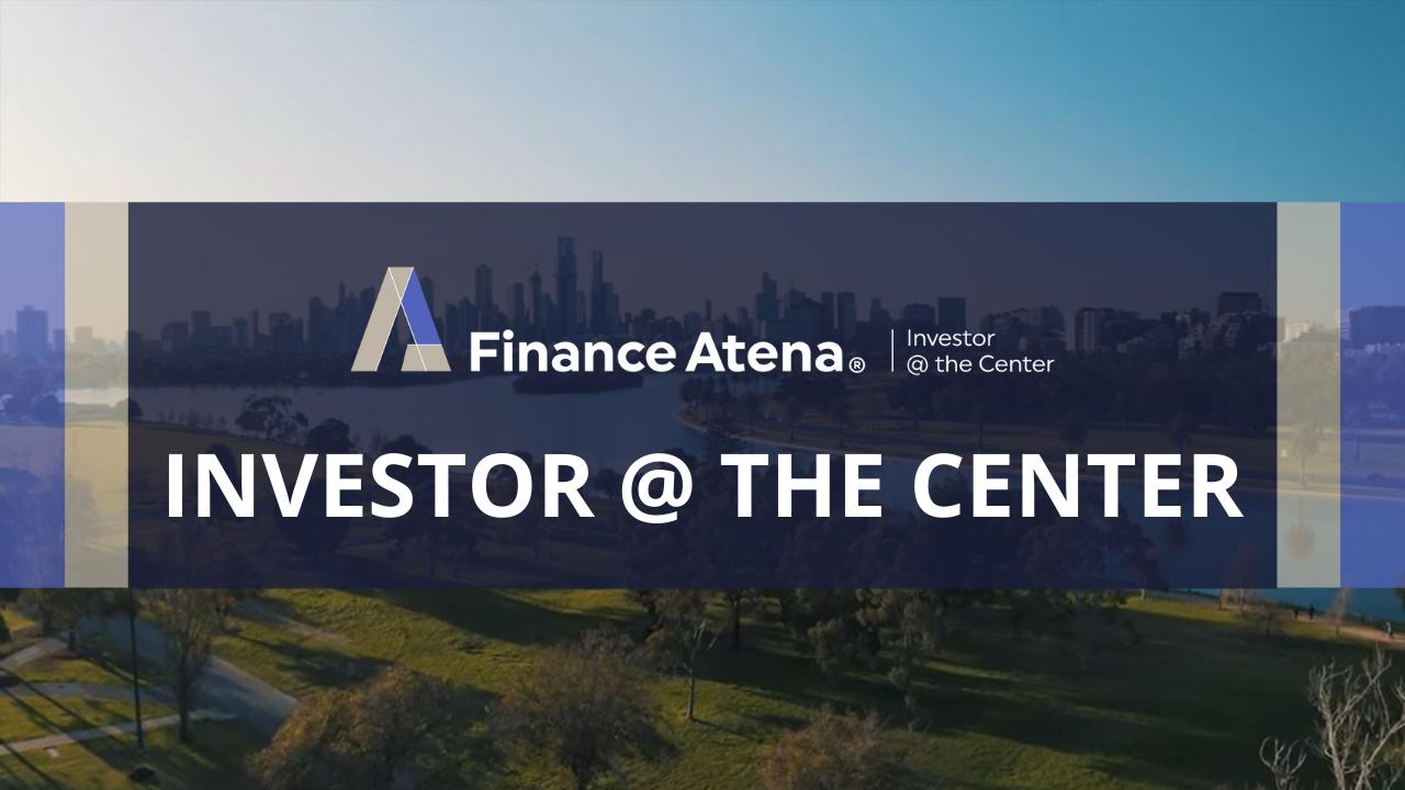 Finance Atena-1