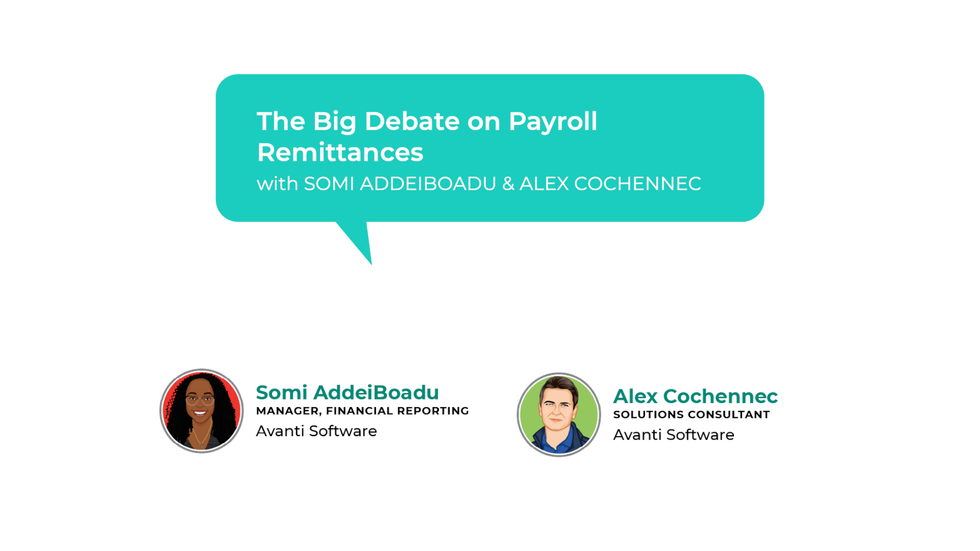 Office Hours with Avanti S1E3: In-House vs Outsourced Payroll