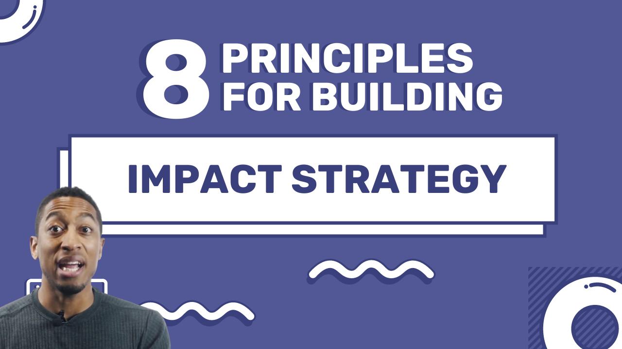 Social Impact 🟢  Impact Strategy  🟢 Theory of Change ✴️ Impact Measurement