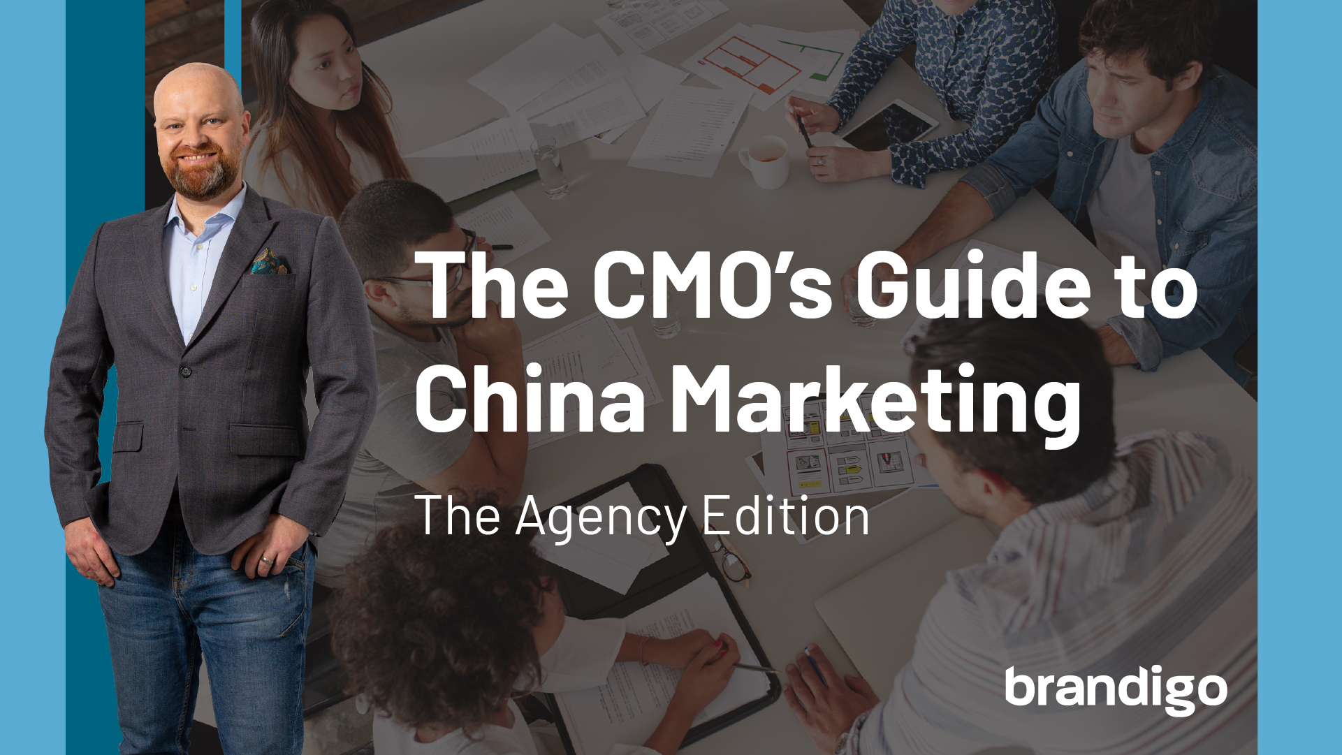 CMOs Guide to China Marketing Agency Edition