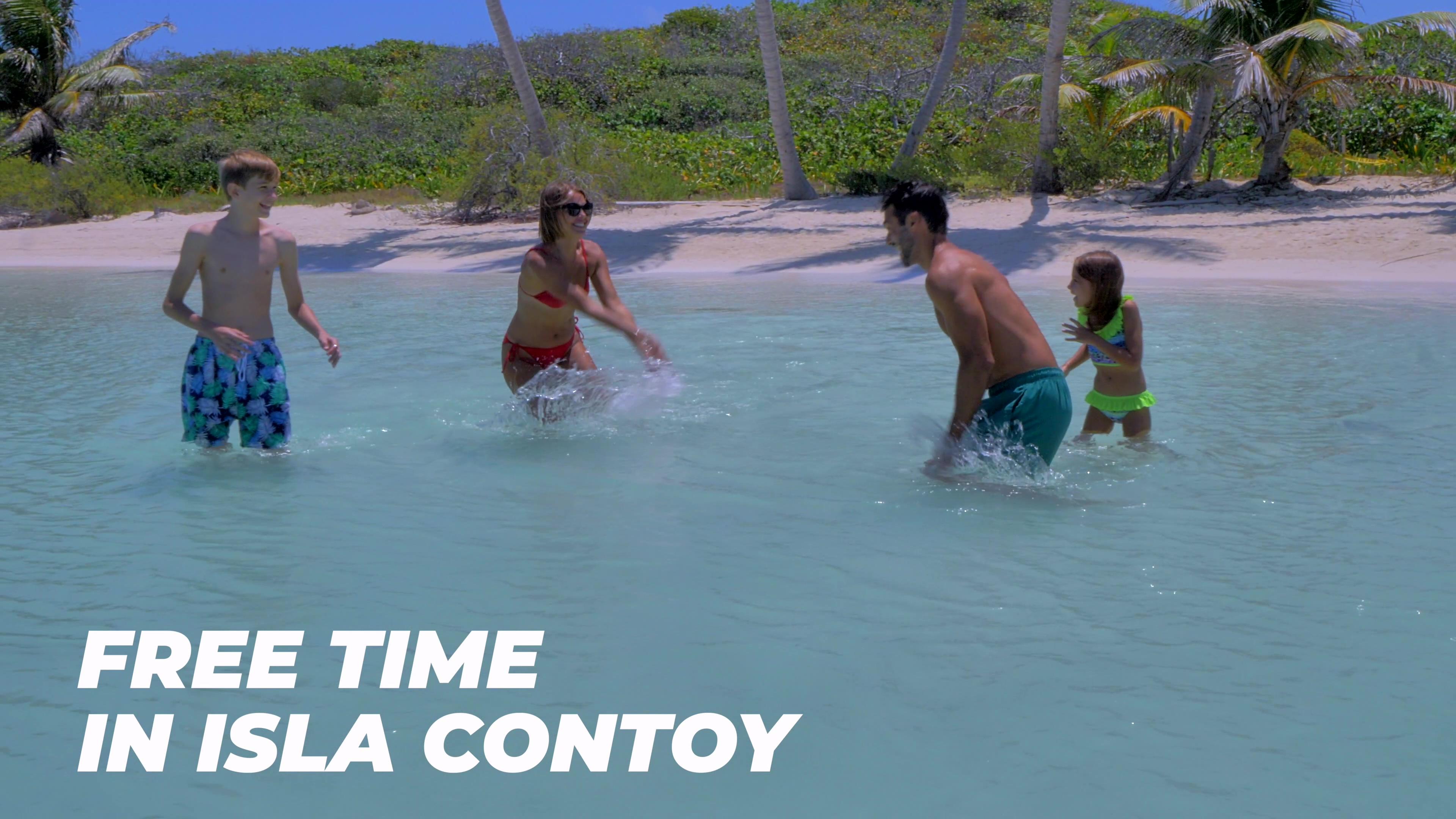 Cancun Sailing | Isla Contoy Tour | ENG web