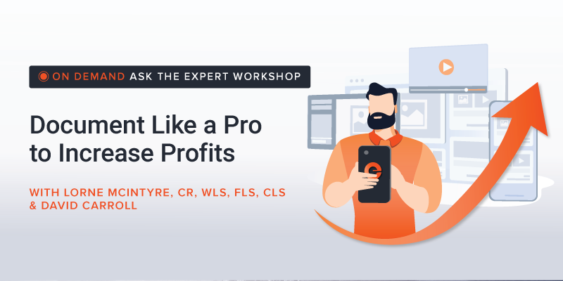 Ask-the-Expert-Workshop-Document-Like-a-Pro-to-Increase-Profits-Introduction