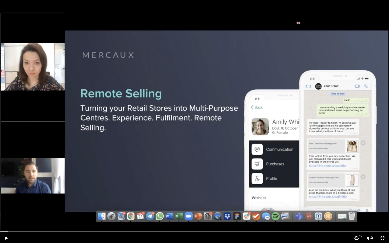 Remote Selling via WhatsApp Demo Webinar