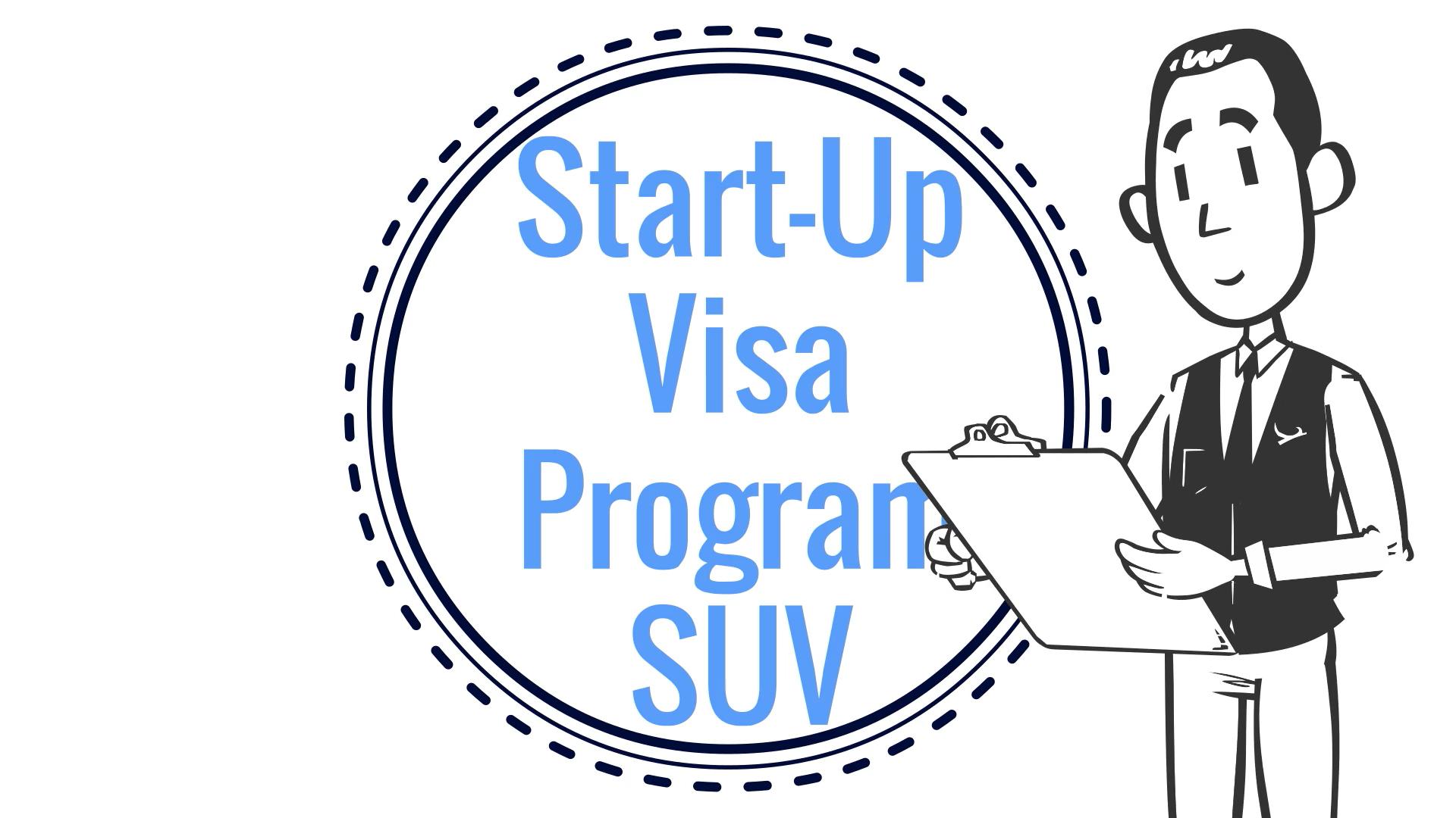 Canada Start-Up Visa Doodle 1.1