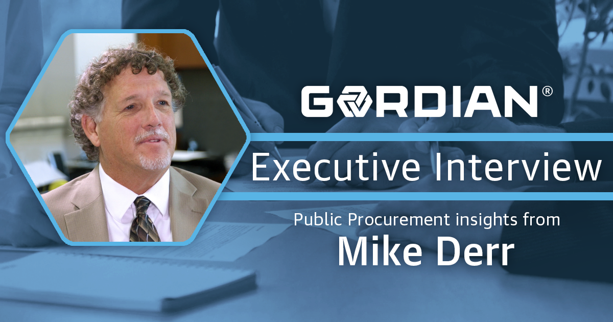 Public Procurement Insights from Mike Derr
