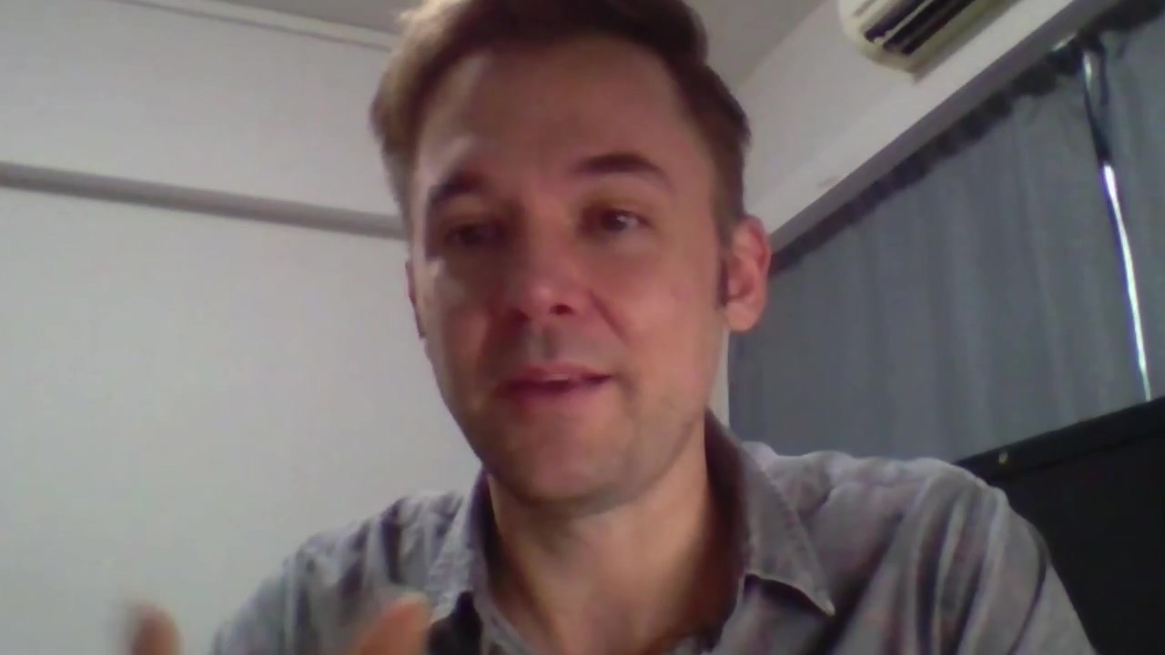 RobOps Masters Interview - 2021-02-17 Michael Sayre