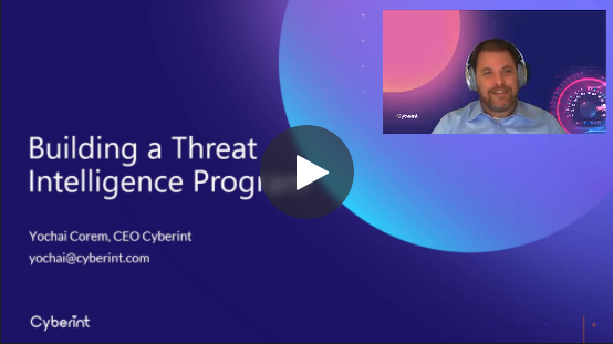 How to build a successful Threat Intelligence Program