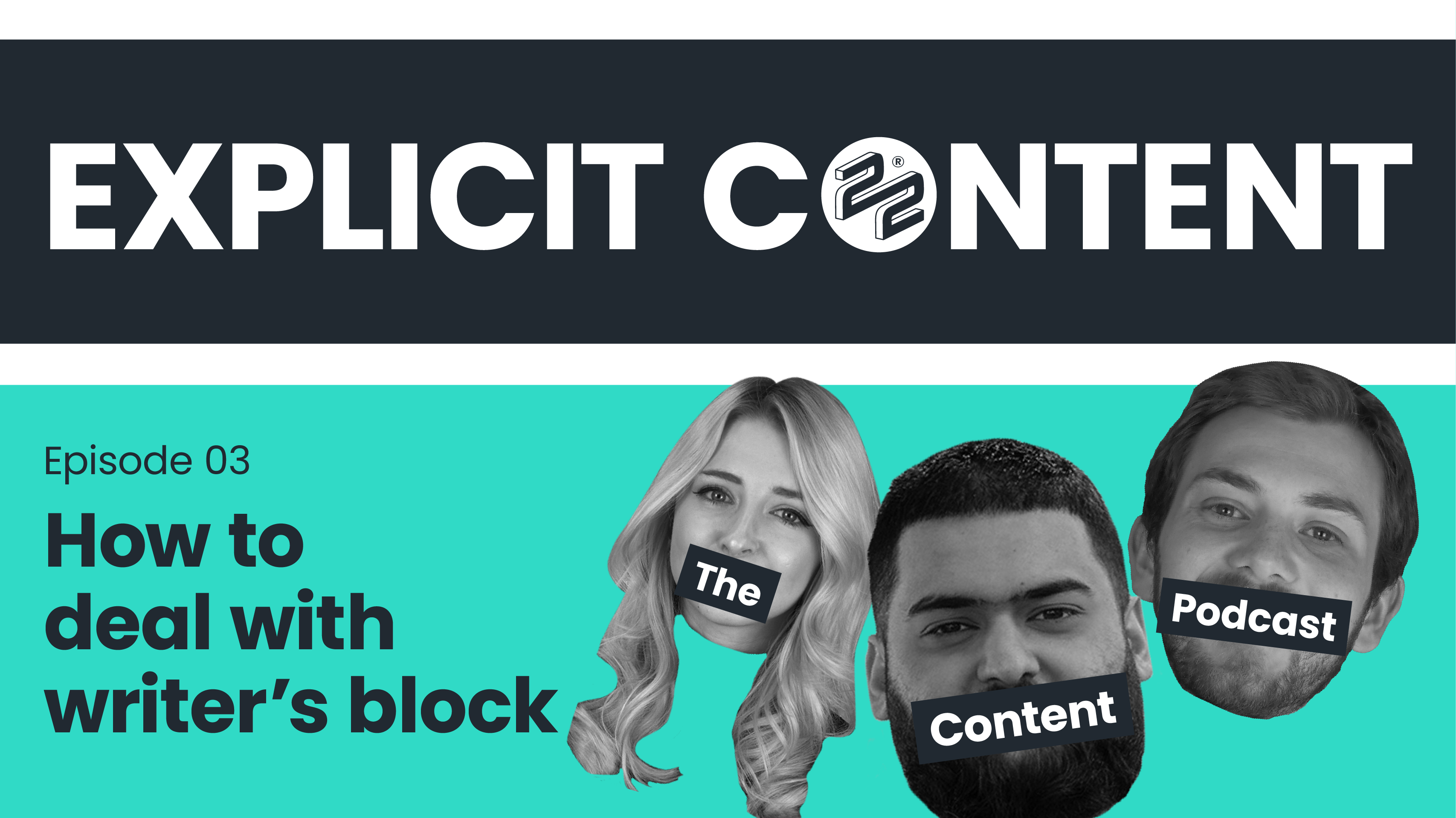 EXPLICIT CONTENT: How to deal with writer's block