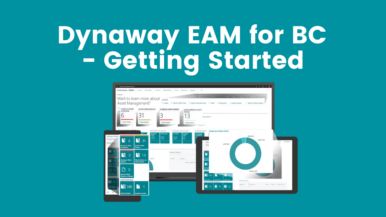 Getting started - EAM for BC 9.6.2021