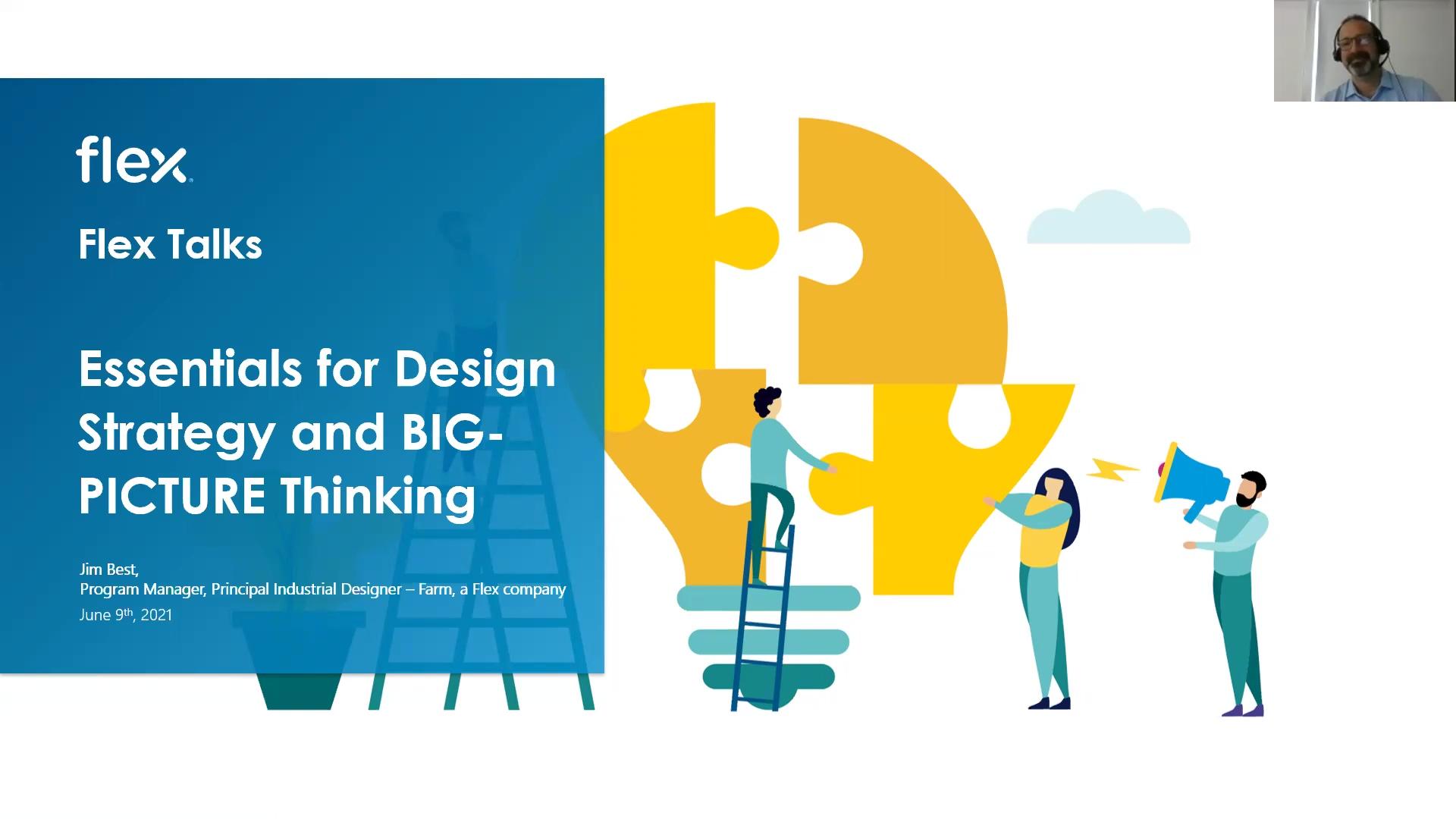 June9FlexTalk on Big Picture Design