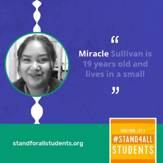 SFAS Miracle Sullivan