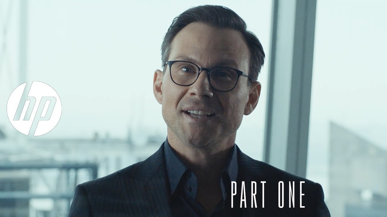 The Wolf ft. Christian Slater | Part One | HP