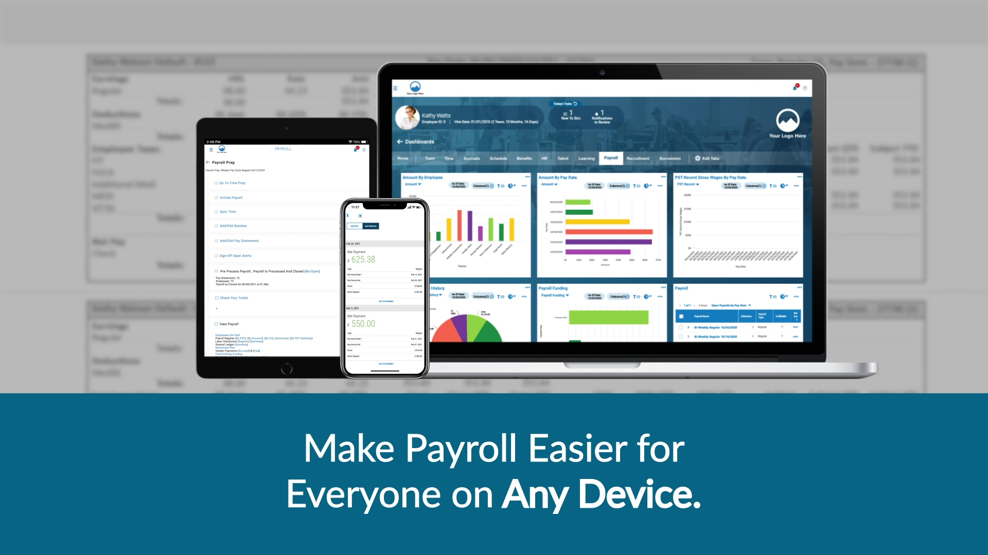 Payroll Software Video Overview