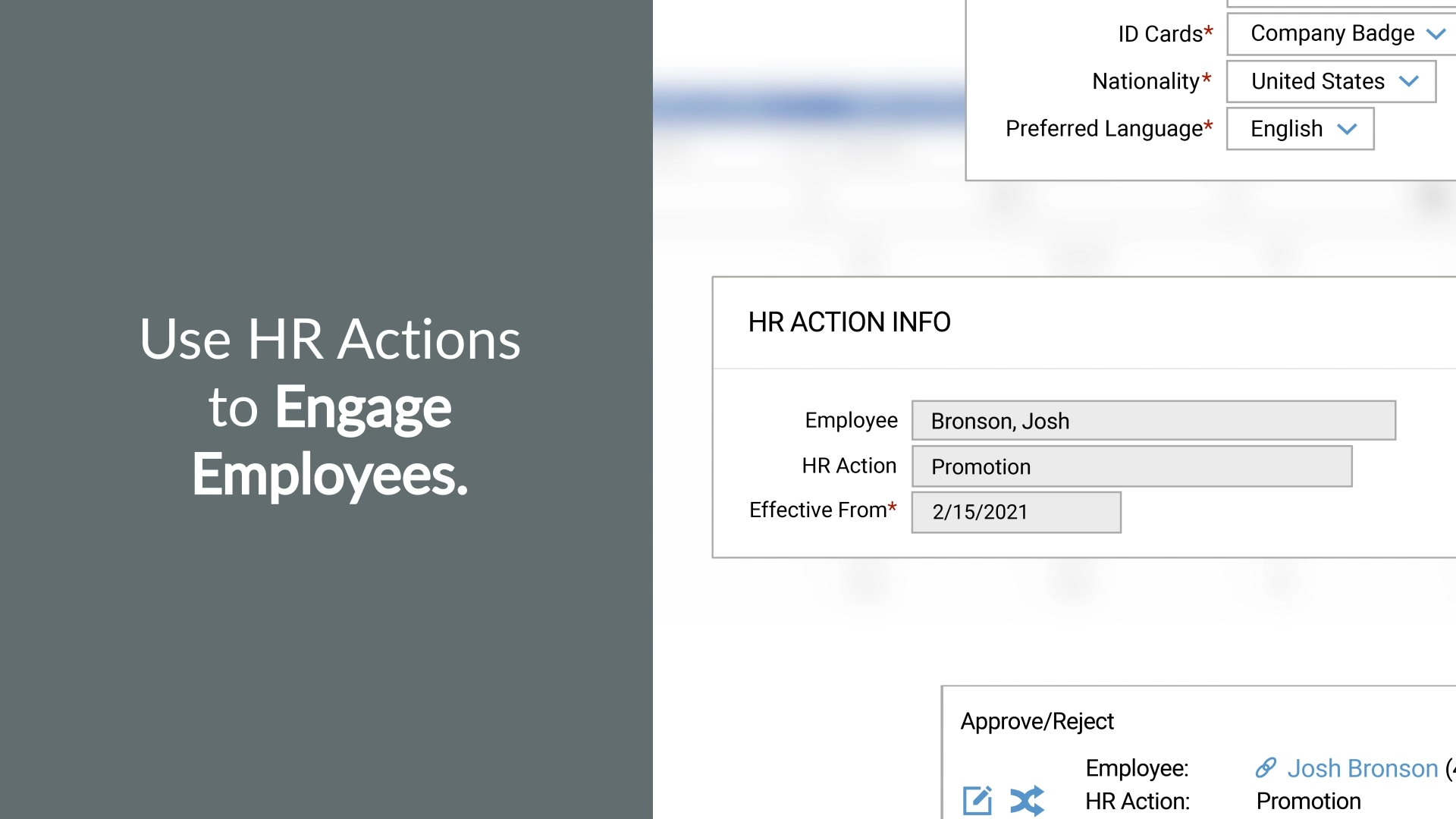 Human Resources (HR) Software Video Overview