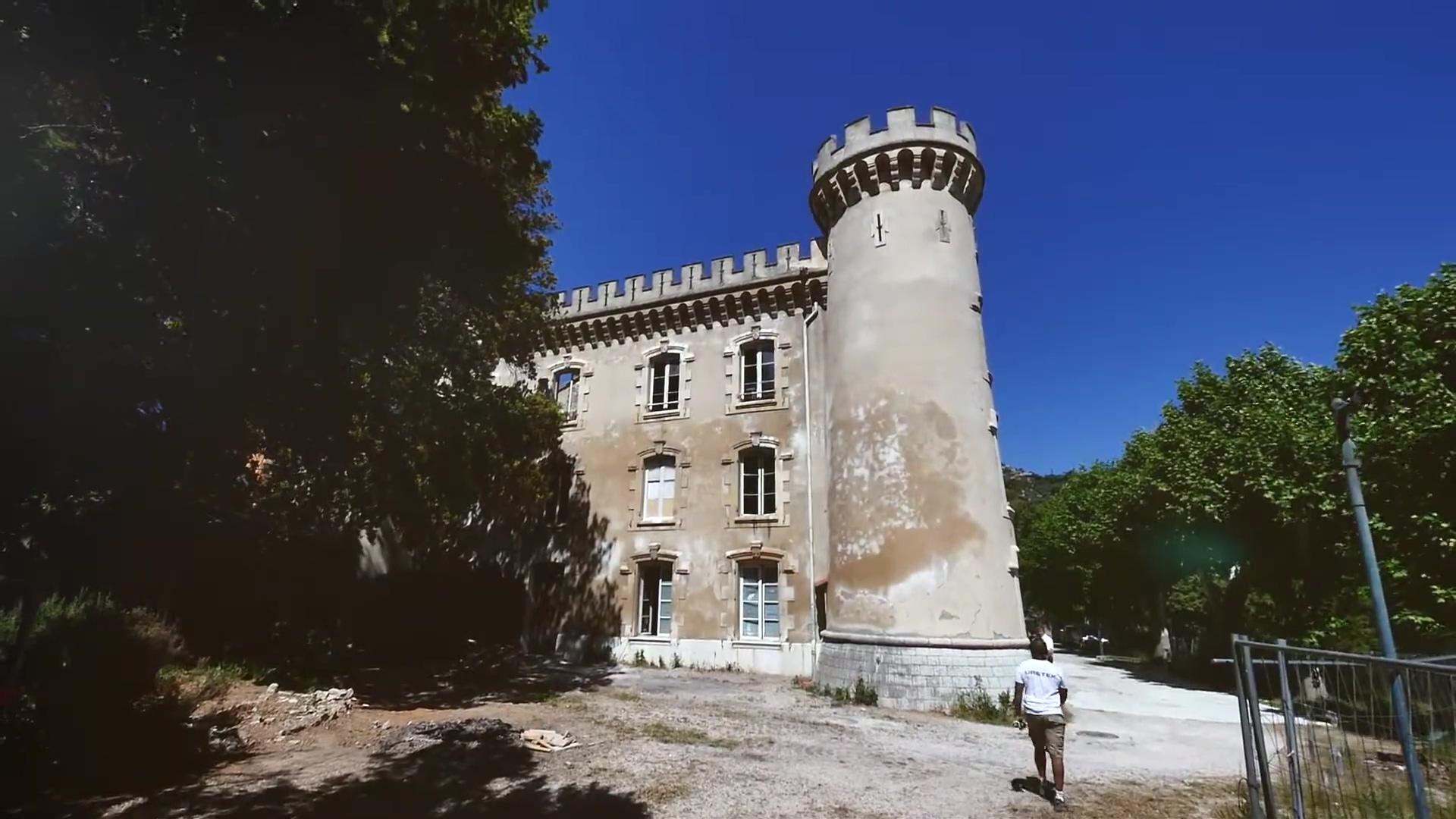 Walls_Restoring_consolidamento_fondazioni_castello_Gemenos