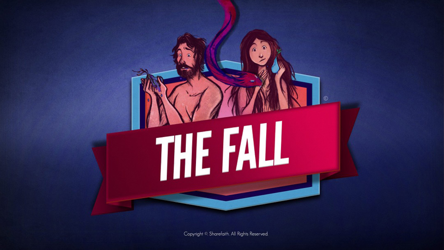 Genesis 3 The Fall of Man Bible Story for Kids