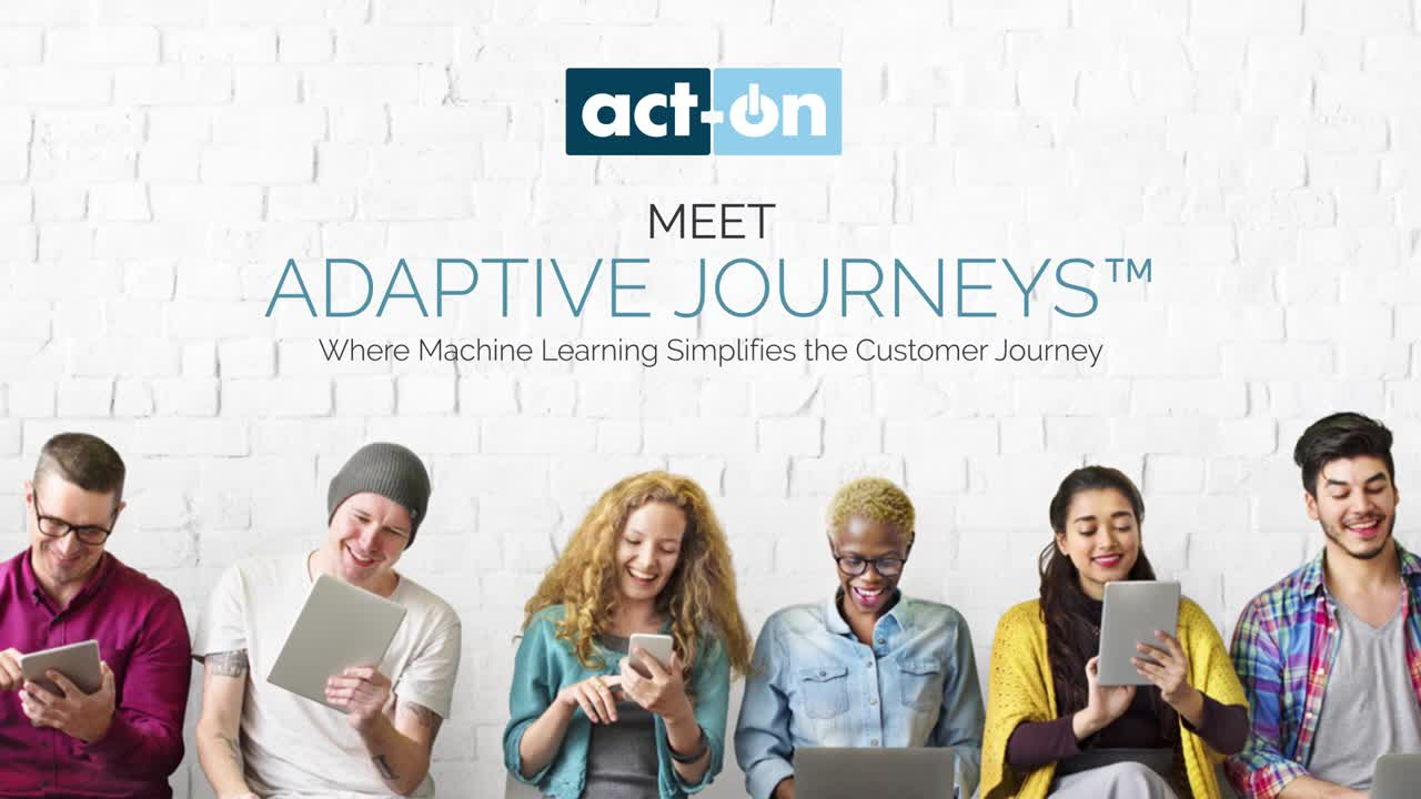 Meet Adaptive Journeys