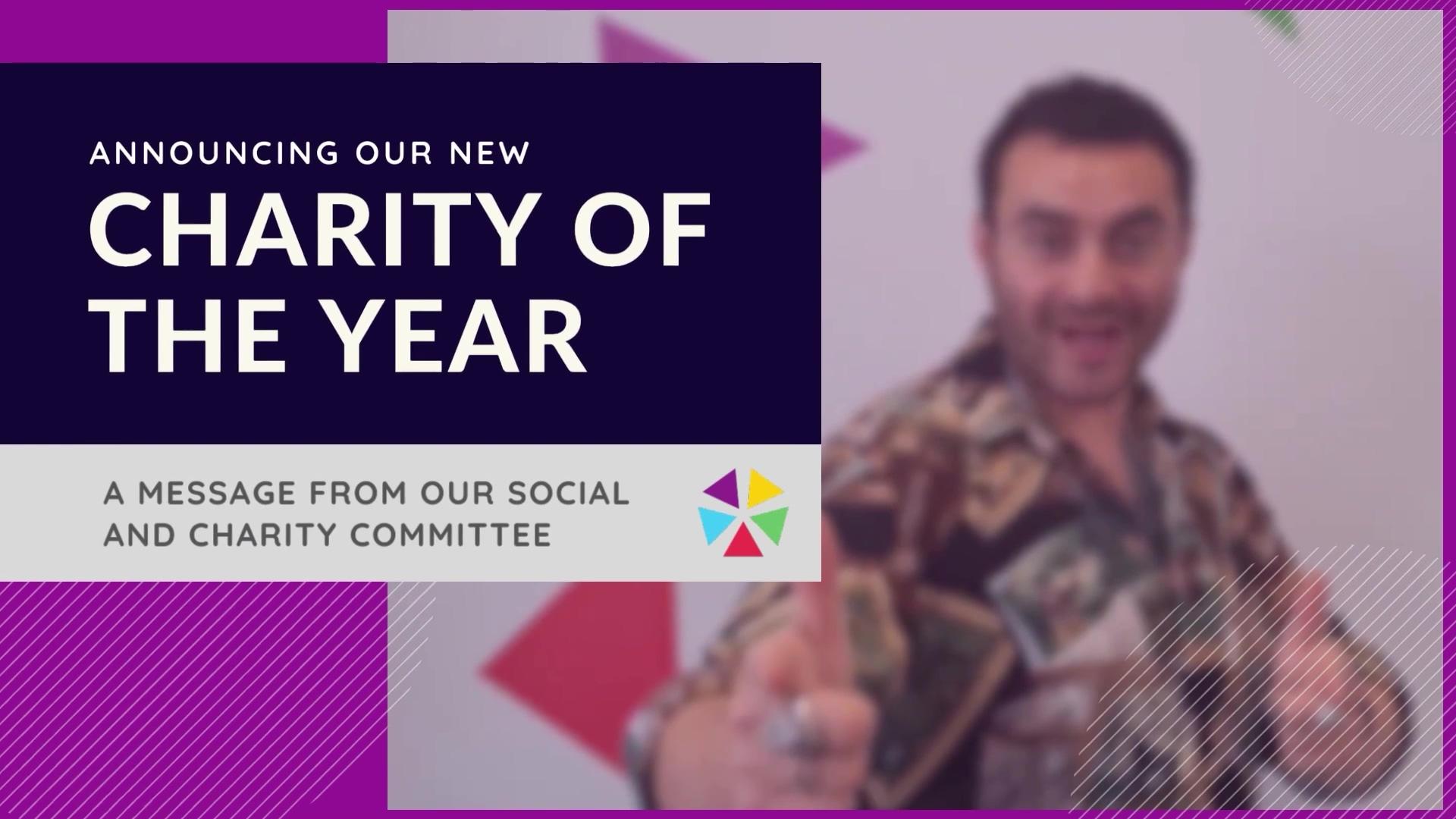 Charity of the Year - LinkedIn