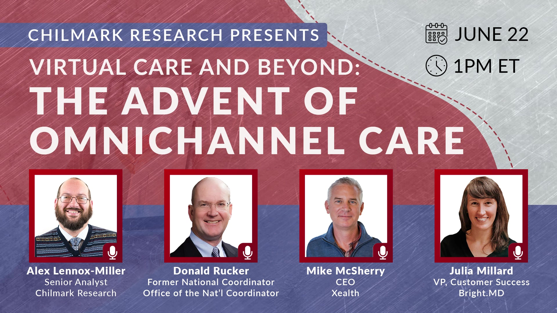 The Advent of Omnichannel Care promo reel
