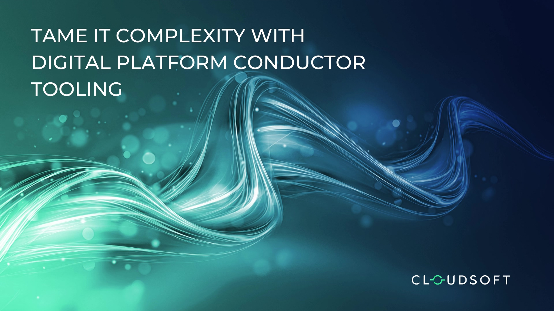 Tame IT complexity with DPCs