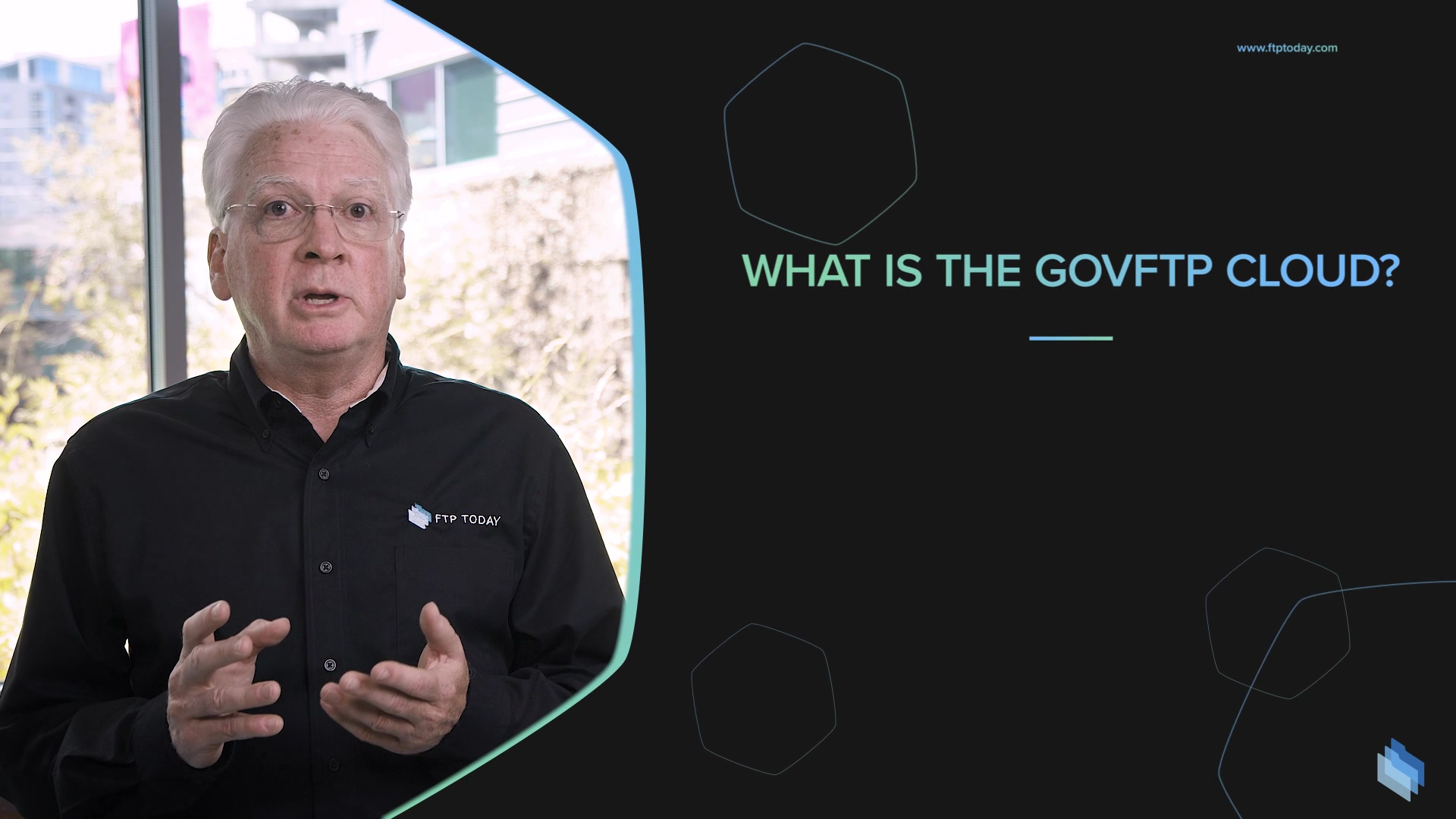 FTP Today GOVFTP Cloud Product Video