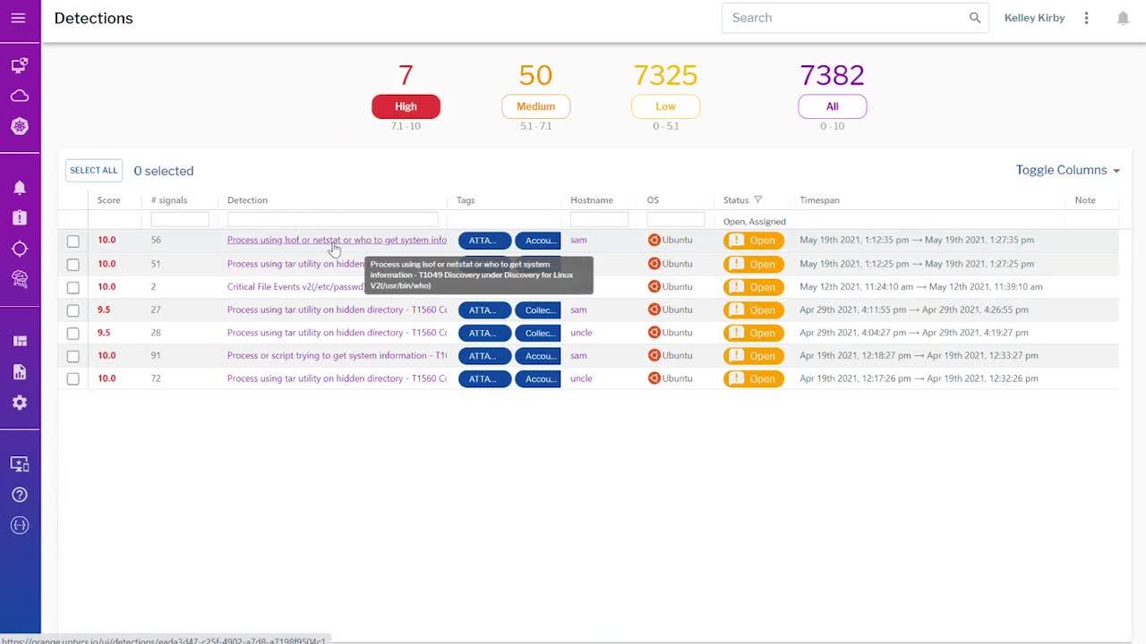CIS Compliance Overview Demo June 2021